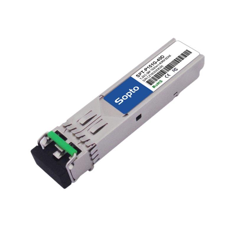 1.25G 40KM SFP Transceiver