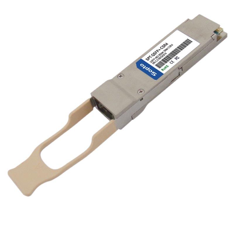 40GBASE-CSR4 QSFP+ Transceiver