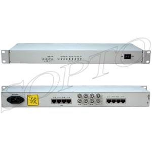 TDMOIP N x E1 Protocol Converter