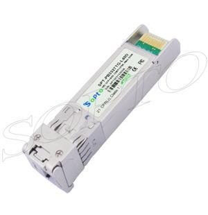 10G 1330/1270nm 40km WDM BIDI SFP+ Fiber Optic Transceiver Module