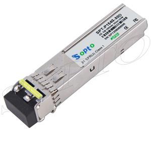 4.25G 1550nm 80km DDM SFP Fiber Optic Transceiver Module
